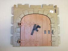 Playmobil Tor für Ritterburg 3666 Bauernhof Fachwerkhaus Türriegel Set 3
