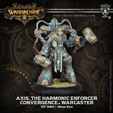 Warmachine: Convergence of Cyriss Axis, The Harmonic Enforcer PIP 36004 NEW