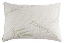 Bamboo Pillow, White
