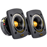 """Cerwin Vega 1"""" Compression Tweeters All Weather IPX65 50W RMS CVMPCL1.0T Pair"""