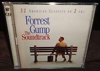 Forrest Gump The Soundtrack (CD, 1994, 2-Discs)
