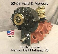 1950-1953 Ford & Mercury Flathead V8 Alternator Mounting Bracket