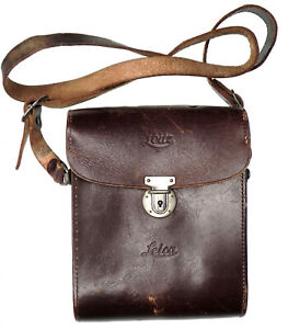 Very Rare ETTWO Large Early Leica Carry Case #2