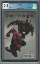 Carnage #1 CGC 9.8 NM/M Marvel Iron Man Spiderman Doppleganger Shriek 12/10