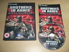 Brothers In Arms - HELL'S HIGHWAY Pc DVD Rom BIA HH - FAST DISPATCH
