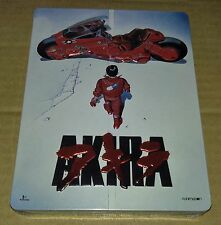 New Akira Blu-ray/DVD Embossed VMB (like Steelbook™) USA Manga + 32 Page Booklet