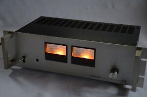 PIONEER M-1500 Stereo Power Amplifier 130Watts