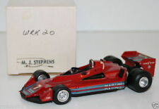WESTERN MODELS SIGNED 1st VERSION - 1/43 SCALE - WRK20 1979 BRABHAM BT48 #7
