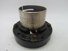 General Electric UT541 Socket Old Vintage Ham Radio Tube
