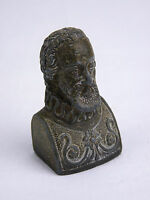 Very Antique Bust Lead in Representative Henry IV King de France and Navarre