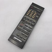 Vintage Memorex SM-250 TV/VCR Remote Control
