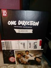One Direction Take Me Home Yearbook (Us) Tour Book