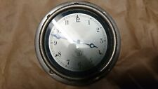 Smiths Cricklewood Vintage Dashboard Car Clock - Rolls, Bentley, Daimler, SS Jag