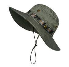 Waterproof Sun Hat Men/Women Outdoor Sun Protection Unisex Cap Fishing Hats