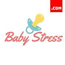 BabyStress.com - 2 Word Short Domain Name - Brandable Catchy Domain .COM Dynadot