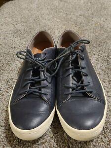 COLE HAAN Grand.OS Casual Sneaker Blue Color Lace Up Men's Shoes 8M C22688