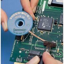 CHEMTRONICS,1.5metre 1.5mm  ,DESOLDERING BRAID, ROISIN