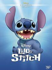LILO & STICH  DVD ANIMAZIONE