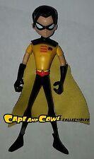 "The Batman Shadow Tek WILD WING ROBIN Loose 5"" Action Figure DC Comics Mattel"