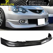Fits 2002-2004 Acura RSX Mug Style Front Bumper Lip Spoiler PU
