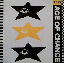 "Age Of Chance-Kiss/Crash Conscious 7"" Single.1986 Fon AGE 5."