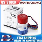 Bilge Pump 12V 750 GPH Submersible Bilge Water Pump Without Float Switch Fitting photo