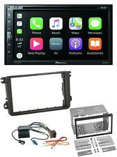 Pioneer DVD 2DIN MP3 DAB Bluetooth USB Autoradio für Skoda Fabia Octavia II Rapi