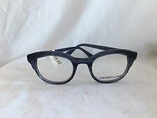 878f92fd5f New Auth Derek Lam DL257 Teal Round Translucent Eyeglasses Frames Plastic 48 -20