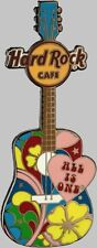 Hard Rock Cafe ONLINE 2013 GROOVY MANTRA Guitar Series PIN New HRC HRO On-Line