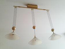 BANKAMP-LEUCHTEN CASIER PENDELLEUCHTE Hängelampe Halogen Lampe höhenverstellbar