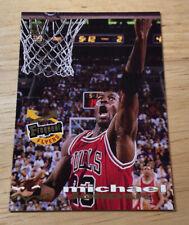 Michael Jordan 1993-94 Topps Stadium Club Frequent Flyers # 181 Bulls