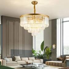 New modern style 4 floors crystal luxury chandelier  ceiling chandelier⭐⭐⭐⭐⭐