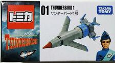 Takara Tomy Thunderbirds Tomica 01 Classic Vers Thunderbird No.1 TB1 Diecast Toy