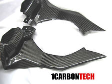 2015 2016 2017 YAMAHA YZF R1 CARBON FIBER CONSOLE INTAKE COVERS