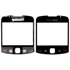 New Blackberry OEM Front Lens Replacement Screen for CURVE 3G 9300 9330 - BLACK