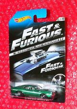 2014 Hot Wheels Fast and Furious '72 Ford Gran Torino Sport  #5 CDR62-0911