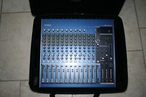 Yamaha MG16/6FX Mixing Desk 16 Channel Audio Mixer
