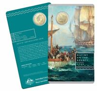 2019 MUTINY & REBELLION Mutiny on the Bounty Coin on Card