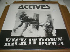 Actives - Kick It Down LP new Puke N' Vomit punk rock hardcore