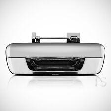 Chrome Tailgate Handle Rear Door For Isuzu Dmax D-max Holden Redeo 2002 - 2011