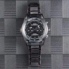 HD 1080P 8GB Black waterproof Night Vision DVR Spy Hidden camera Camcorder Watch