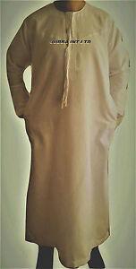 JUBBA Thobe-Jubbah-Arab Dress-56-58-60 62  (6 colours) new