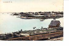 Lockeport, Nova Scotia Bird's Eye View 1907