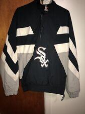 chicago white sox starter jacket XL Half Zip