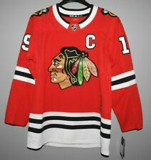 Authentic Chicago Blackhawks #19 Toews Hockey Jersey New Mens 52 L