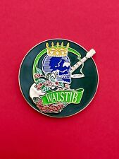 Officially Licensed STANLEY MOUSE W.A.L.S.T.I.B. Pin...grateful dead co company