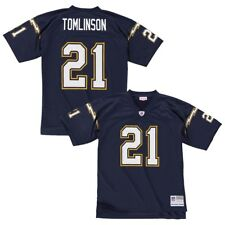 LaDainian Tomlinson San Diego Chargers Mitchell   Ness NFL Vintage 2006 Jersey  Men s Large (44 720f95107