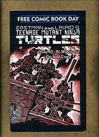 Teenage Mutant Ninja Turtles #1 NM- 25th Anniversary FCBD Edition Eastman Laird