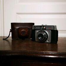 Vintage DACORA Dignette Appareil Photo Camera Objetctif Steinheil München + Etui