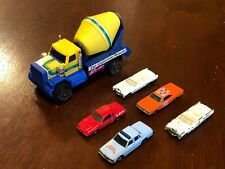 Vintage ERTL Lot Dukes Of Hazzard, General Lee, Six Pack & More